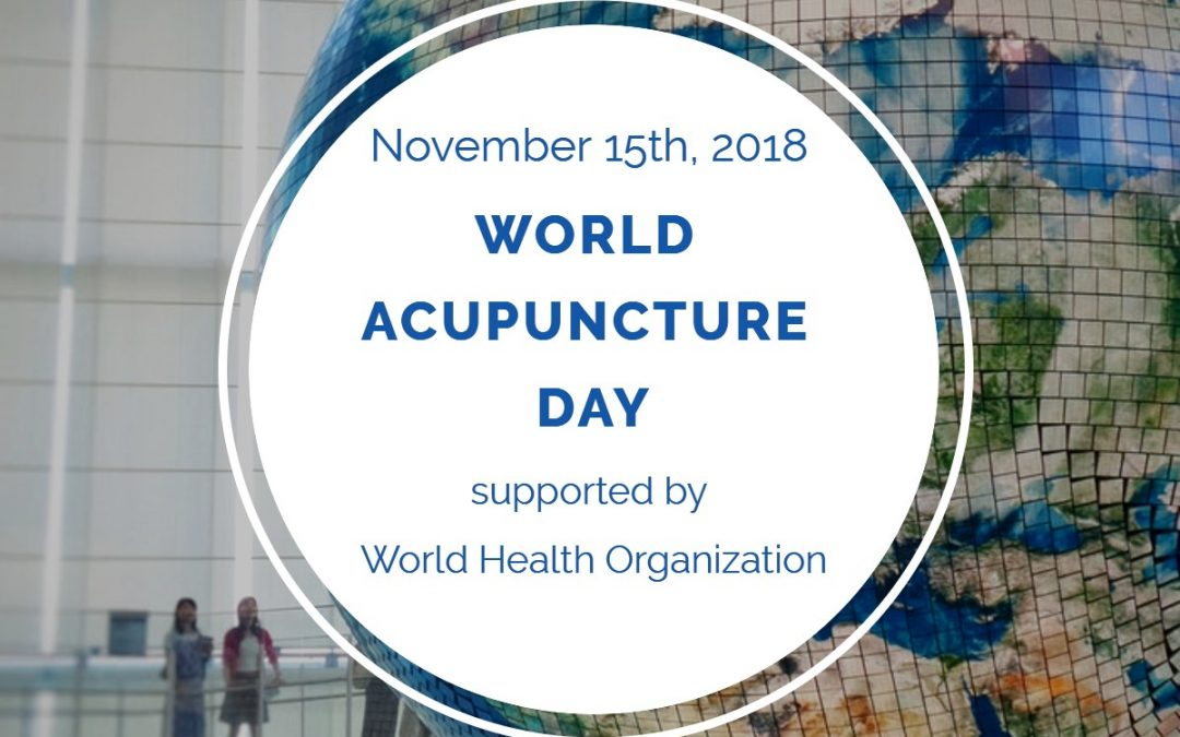 World Acupuncture Day 2018